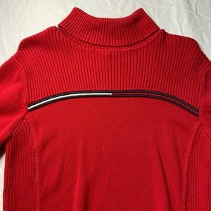 Tommy Hilfiger Sweaters - Tommy Hilfiger Turtle Neck Large Long Sleeve Flaw
